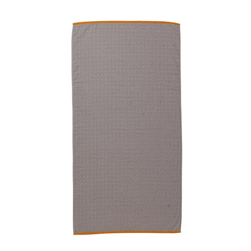 Ferm Living Sento bath towel, grey
