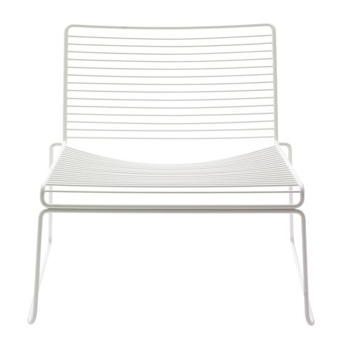 Hay Hee lounge chair, white