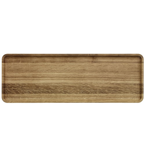 Iittala Vitriini base 378 x 133 mm, oak