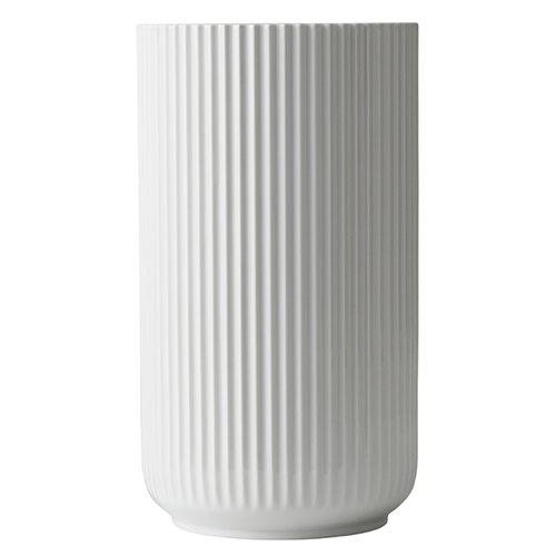 Lyngby Porcelain Lyngby porcelain vase, 38 cm, white