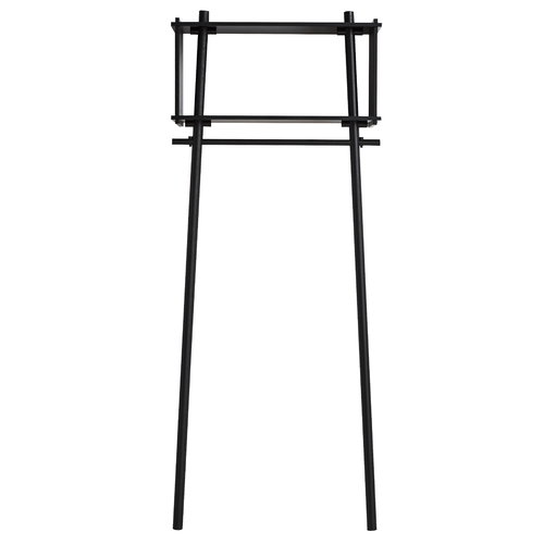 Woud T�jbox coat rack, small, black