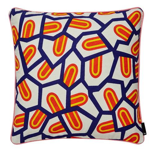 Hay Cushion 50 x 50 cm, Tongue