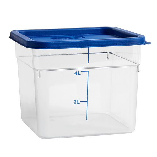 Hay Container, 6 L, blue