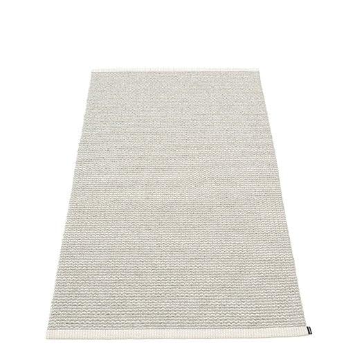 Pappelina Mono rug, 85 x 160 cm, fossil grey