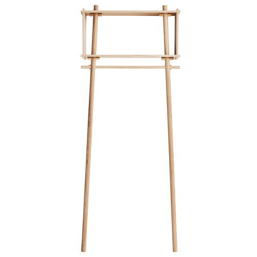 Woud T�jbox coat rack, small, oak