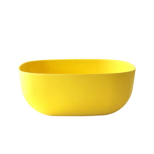 Ekobo BIOBU Gusto side bowl, lemon