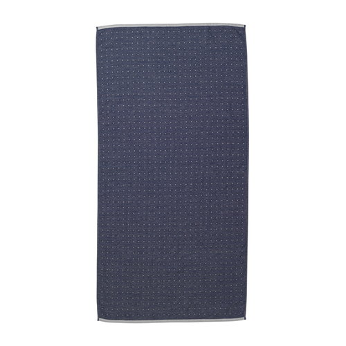 Ferm Living Sento bath towel, blue