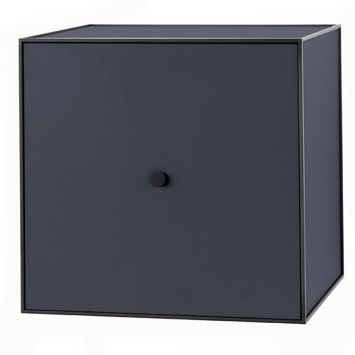 By Lassen Frame 49 laatikko ovella, tummansininen