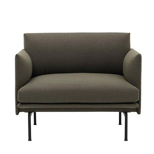 Muuto Outline lounge chair