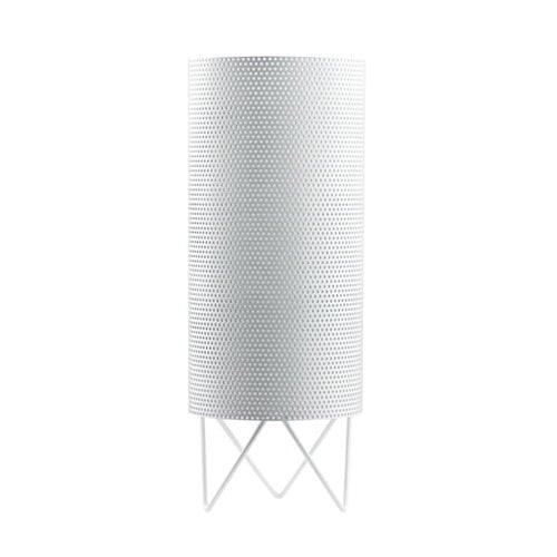 Gubi Lampada da tavolo Pedrera H20, bianca