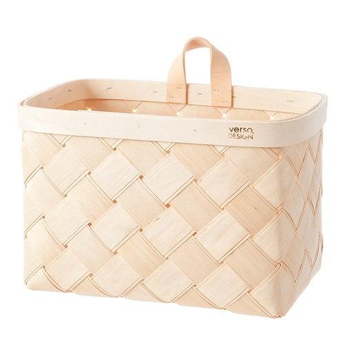 Verso Design Lastu wall basket, L