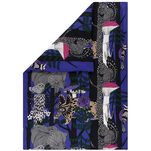 Marimekko Copripiumone Veljekset 150 x 210 cm, viola