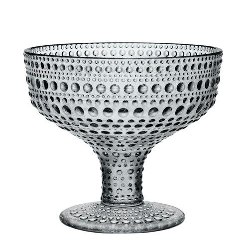 Iittala Kastehelmi bowl 35 cl, grey