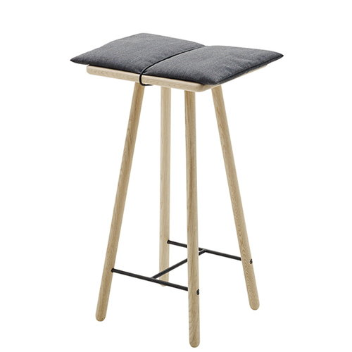 Skagerak Georg bar stool, low