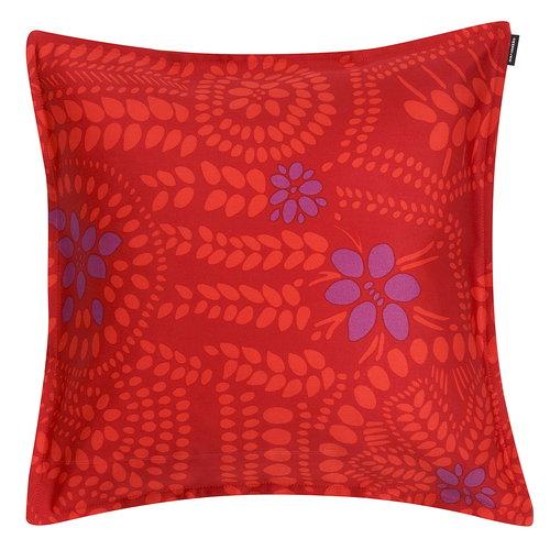 Marimekko Näsiä cushion cover 40 x 40 cm, red