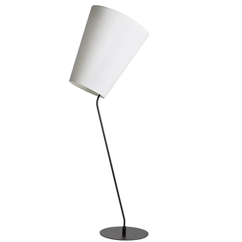 Lundia Soihtu floor lamp, white