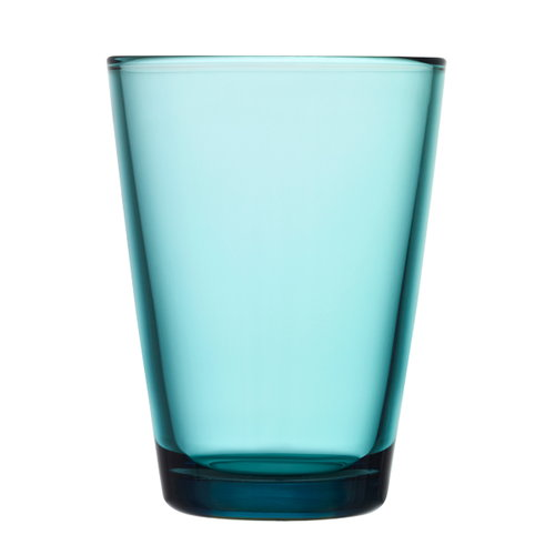 Iittala Kartio tumbler 40 cl, sea blue, set of 2