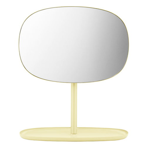 Normann Copenhagen Flip mirror, yellow