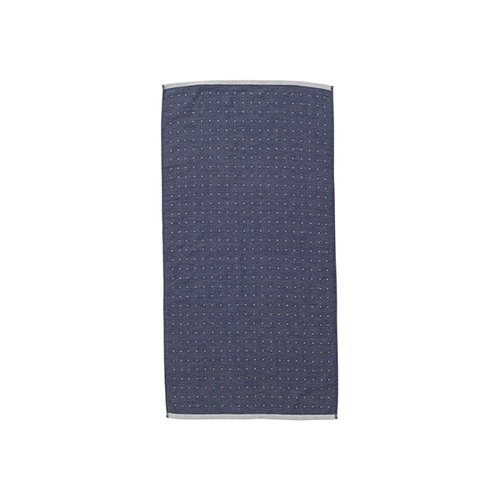Ferm Living Sento hand towel, blue