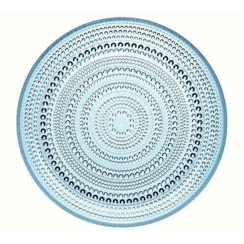Iittala Kastehelmi lautanen 248 mm, vaaleansininen