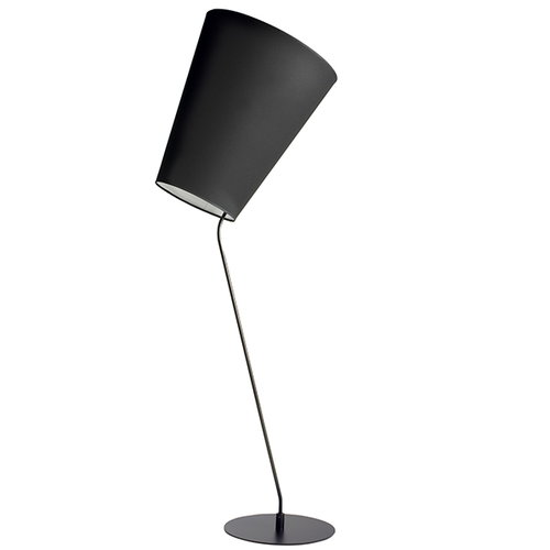 Lundia Soihtu floor lamp, black