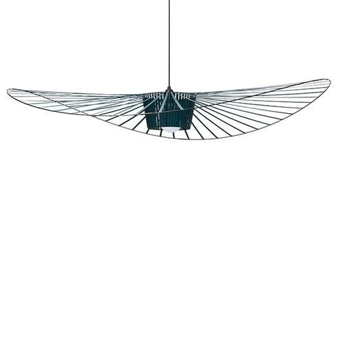 Petite Friture Vertigo pendant, large, green