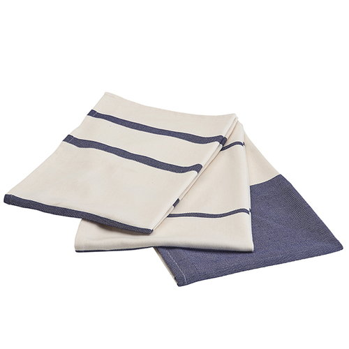 Skagerak Stripes tea towels, 3-pack