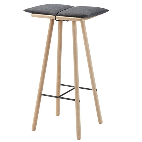 Skagerak Georg bar stool, high