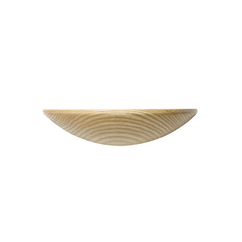 Menu Gridy Fungi shelf, small, light oak