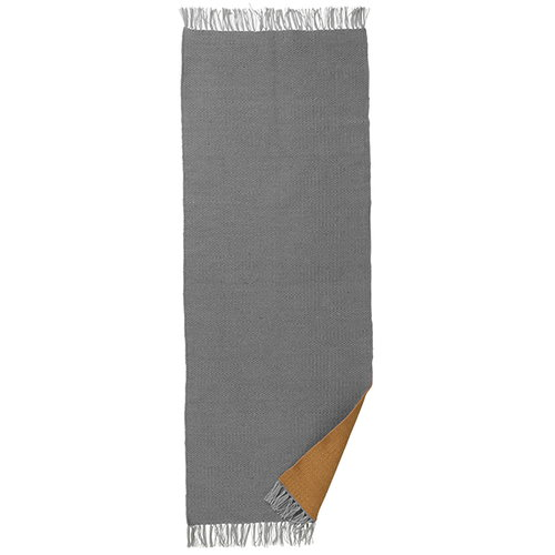 Ferm Living Nomad rug, large, curry