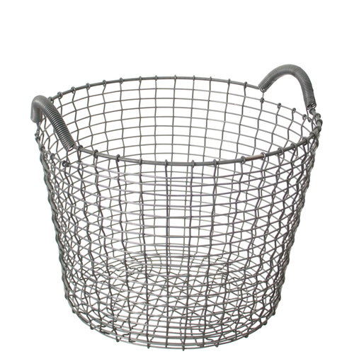 Korbo Wire basket Classic 24, galvanized