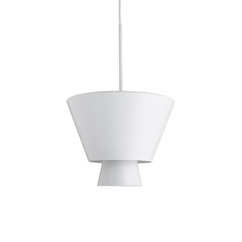 Lundia Loiste pendant, white