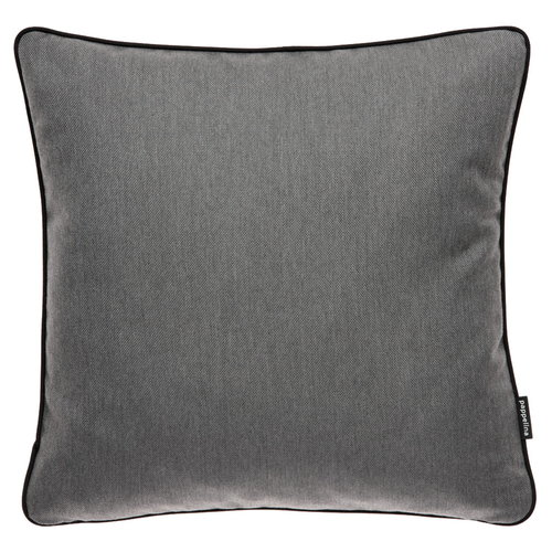 Pappelina Ray outdoor cushion, 44 x 44 cm, dark grey