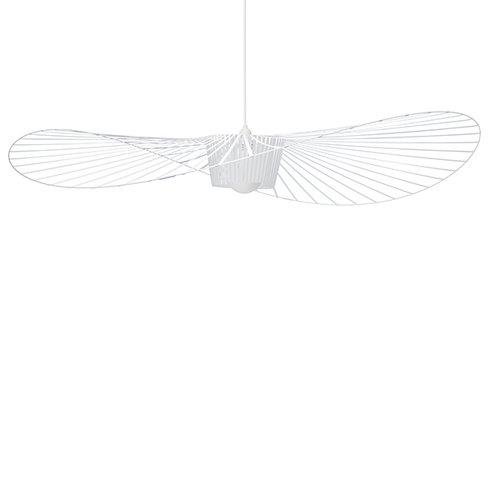 Petite Friture Vertigo pendant, large, white