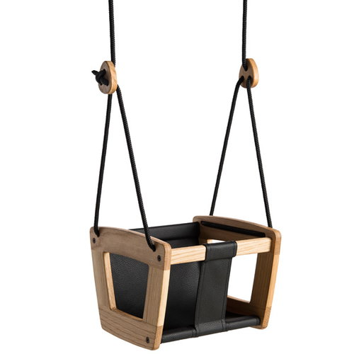 Lillagunga Lillagunga Toddler swing, oak