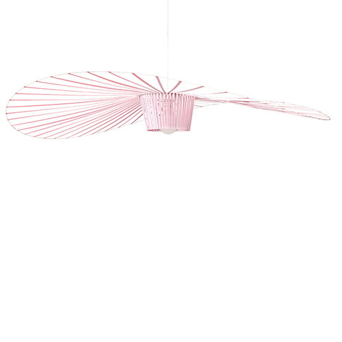 Petite Friture Vertigo pendant, large, light pink