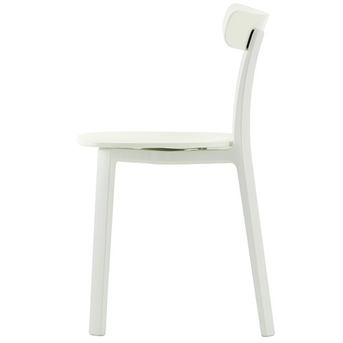 Vitra All Plastic Chair, white