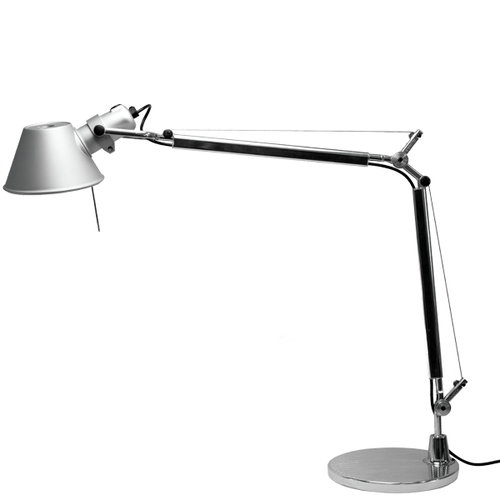 Artemide Tolomeo Mini table lamp, aluminium