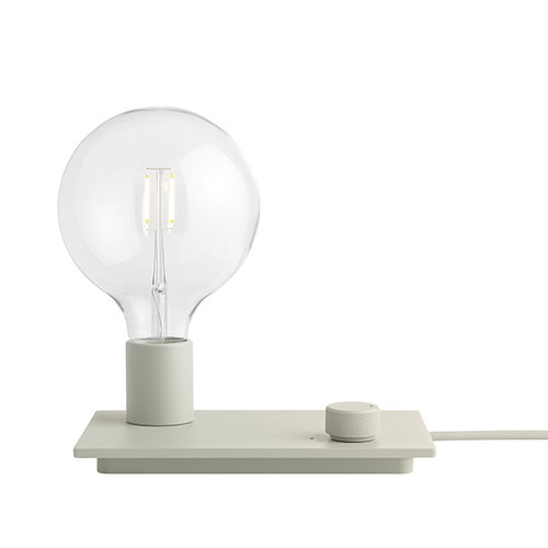 Muuto Control table lamp, grey