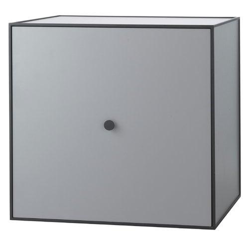 By Lassen Frame 49 laatikko ovella, tummanharmaa