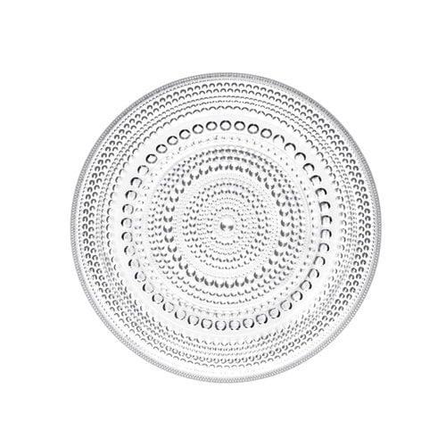Iittala Kastehelmi plate 170 mm, clear
