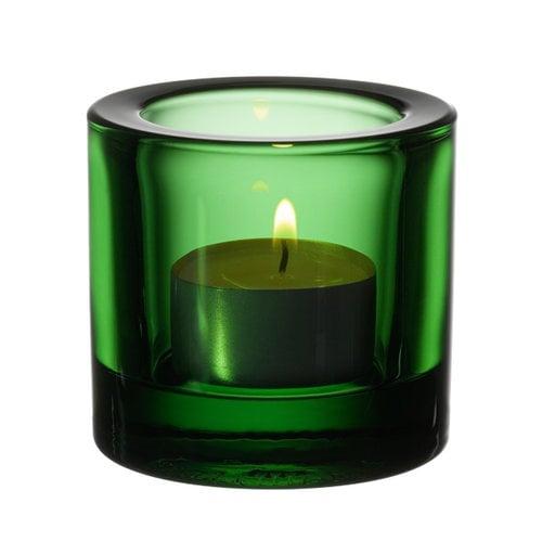 Iittala Kivi votive, green