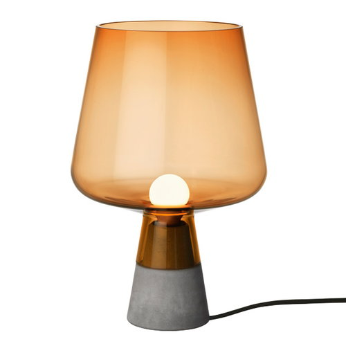 Iittala Leimu lamp small, copper