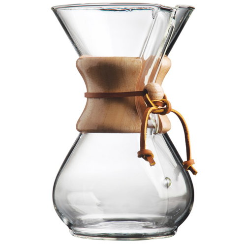 Chemex Chemex Classic coffee maker, 6 cups
