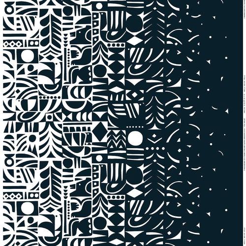 Marimekko Y�n Varjo fabric
