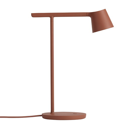 Muuto Tip table lamp, copper brown