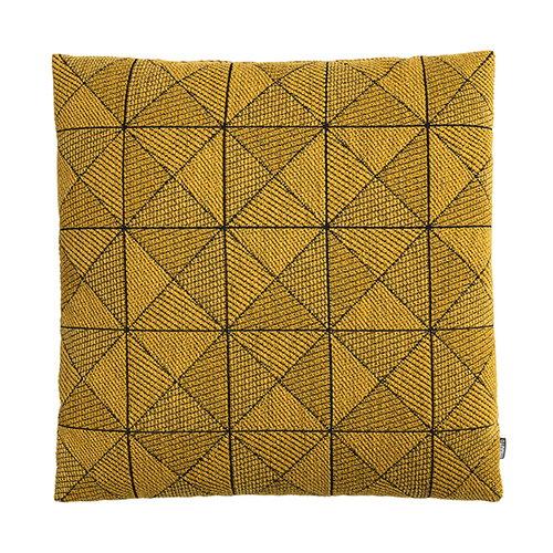 Muuto Tile cushion, yellow
