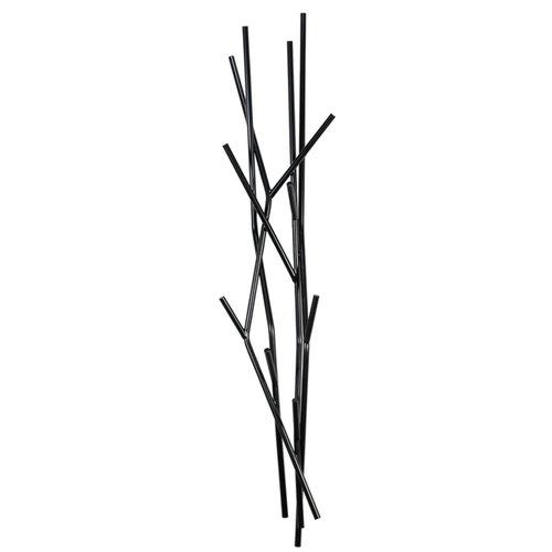 Covo Latva sein�naulakko, musta