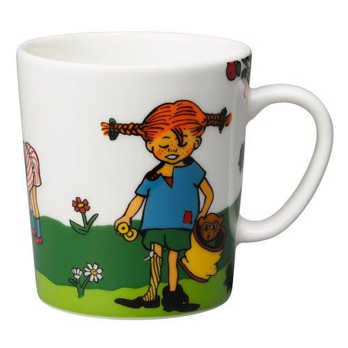 Rörstrand Pippi mug 0,3 L, Thing-finders