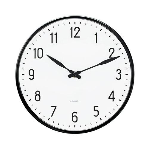 Arne Jacobsen AJ Station sein�kello, 21 cm